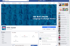 Facebook launched new page layout 2016